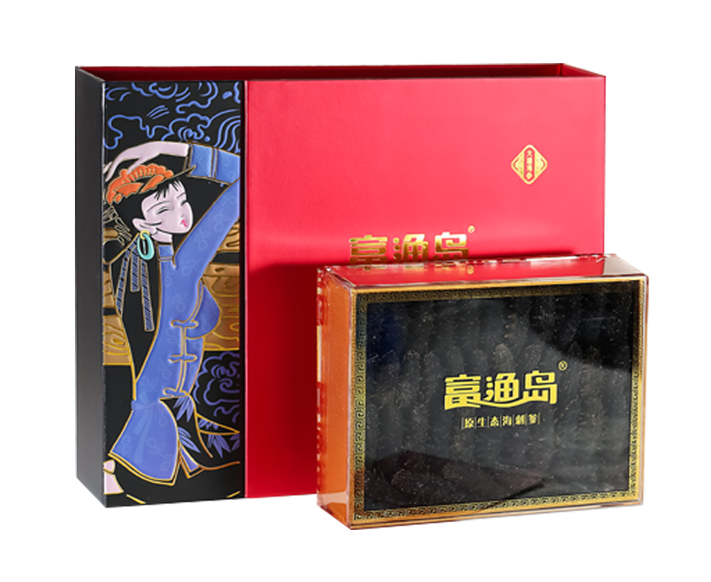 5A淡干海参500g礼盒